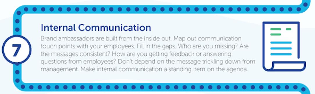 Prioritize Internal Communication to Create Powerful Brand Ambassadors