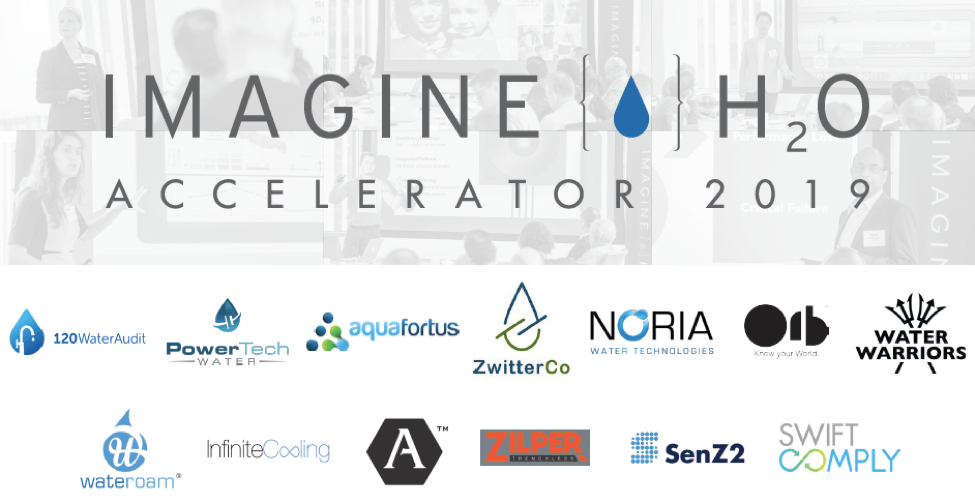 120Water Among Companies in Five Countries Selected For The ImagineH20 Accelerator