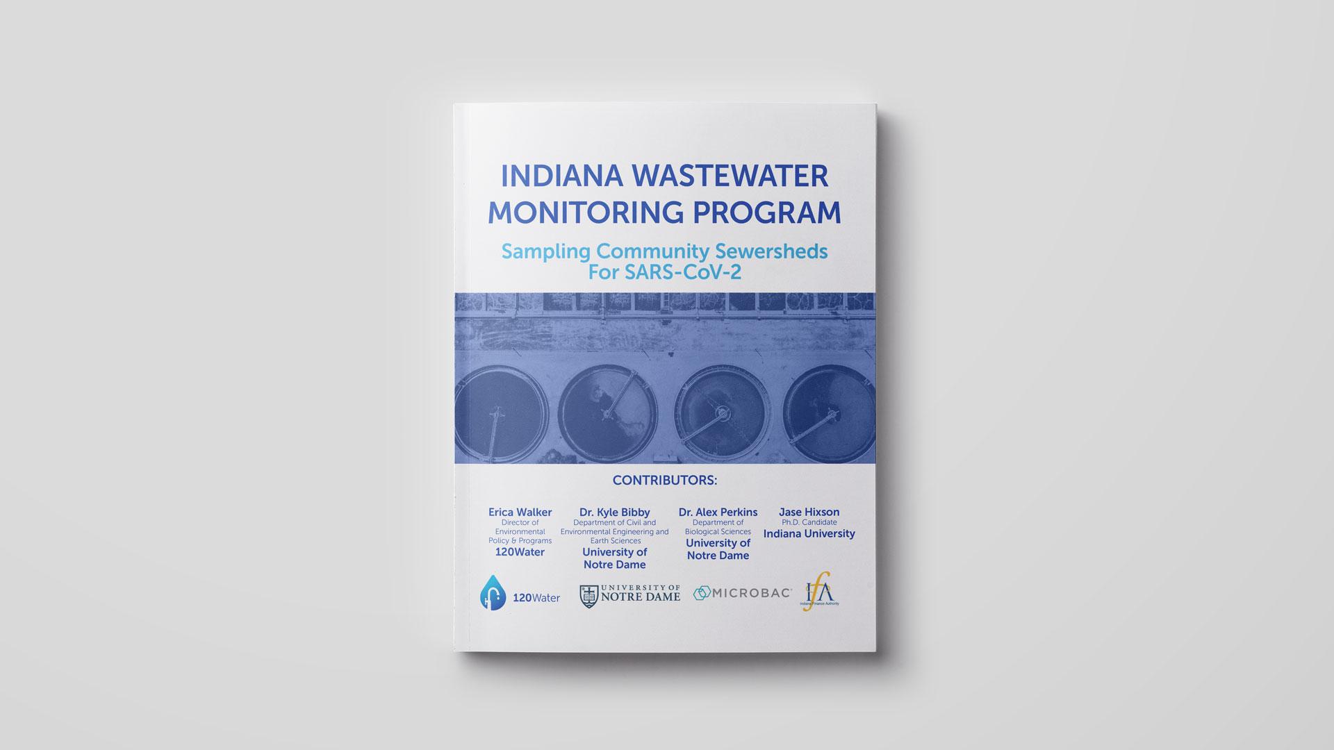 [Report] Indiana Wastewater Monitoring Program