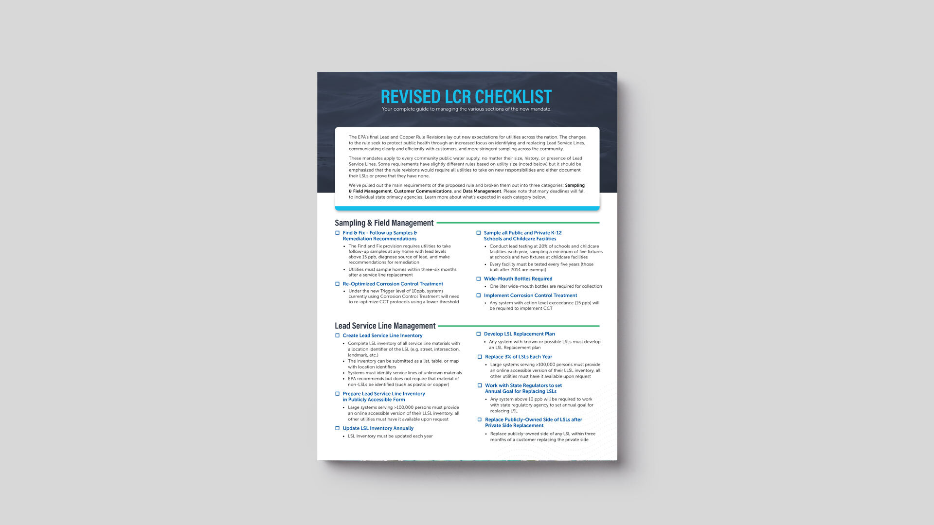 [Guide] Revised LCR Checklist
