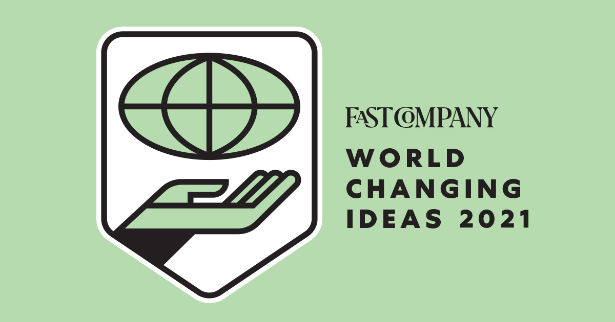120Water Among Finalists for Fast Company's 2021 World Changing Ideas Awards